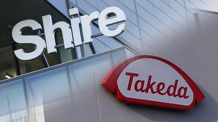 EU: EC sets date for decision on Takeda's Shire acquisition