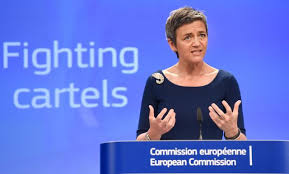 EU: Vestager wants to leave her digital legacy to her successor