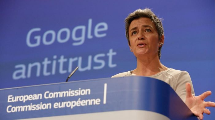 EU: Vestager: Google is progressing in shopping comparison case