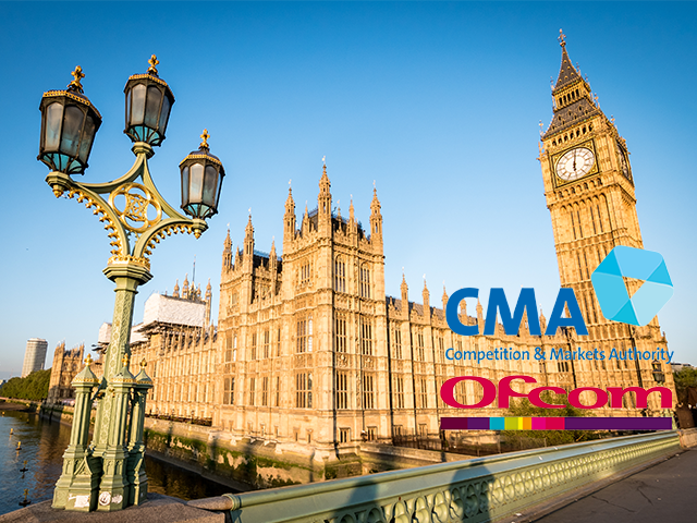 UK: Ofcom and CMA to give evidence on Internet regulation