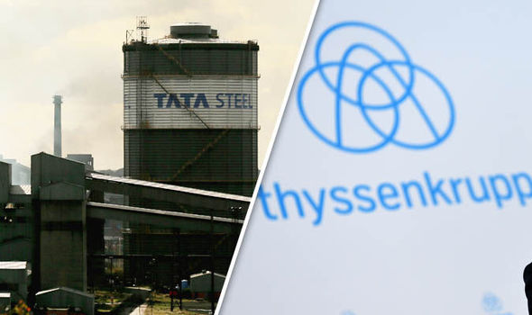 EU: Tata Steel, ThyssenKrupp planned joint venture probed
