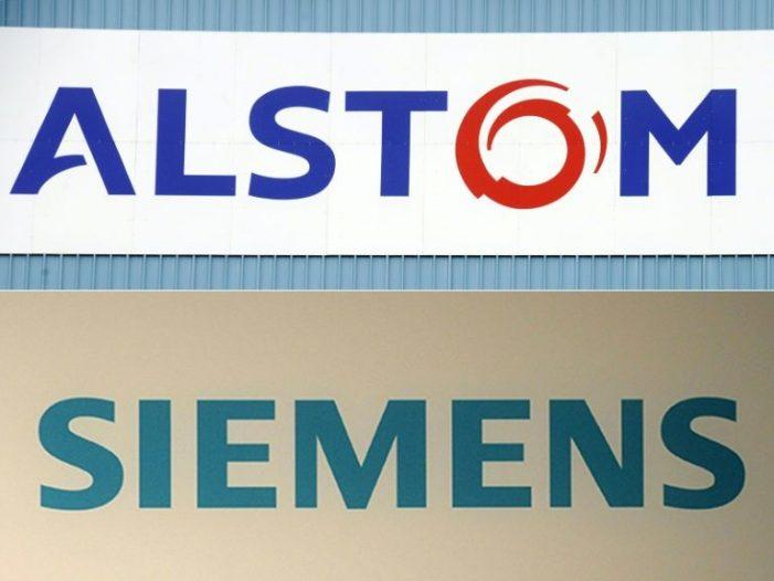 EU: Siemens, Alstom not seeking merger hearing