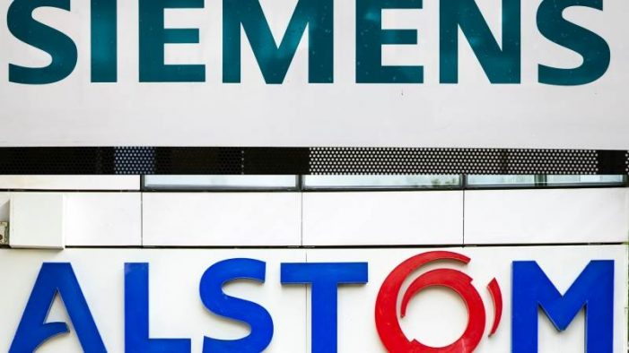 EU:  Vestager worries about Alstom, Siemens deal