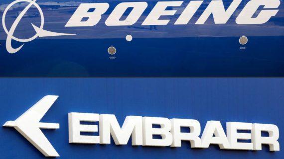 Brasil: Juez ordena retrasar acuerdo de Boeing y Embraer