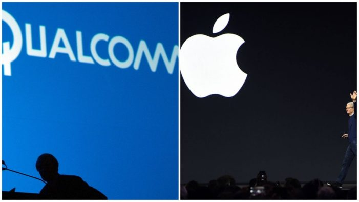 US: Court date set for Qualcomm and Apple