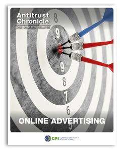 Antitrust Chonicle April 2019. Online Advertising.