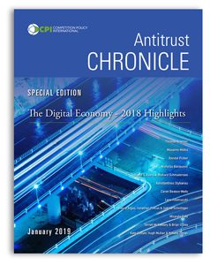 Antitrust chronicle Special Edition 2018 highlights
