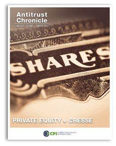 Antitrust Chronicle January 2018. PRIVATE + CRESSE