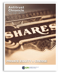 Antitrust Chronicle January 2018. PRIVATE + CRESSE