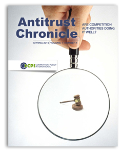 Antitrust Chronicle Spring 2016 - I