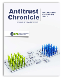 Antitrust Chronicle May Spring 2016 - II