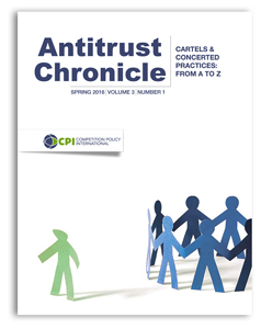 Antitrust Chronicle June Spring 2016 - III.