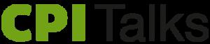 CPI Talks transparent logo