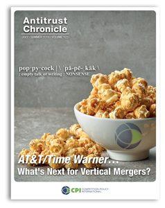 Antitrust Chronicle JULY 2019 2