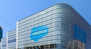 Salesforce building image