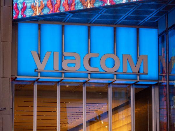 Viacom logo image