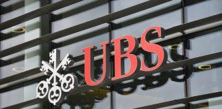 UBS logo image