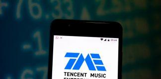 tencent music entertaiment logo