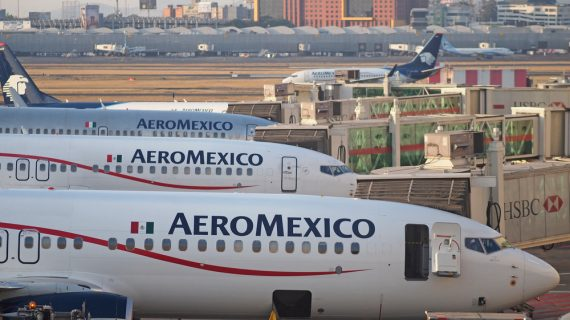Mexico: Aeromexico attempts to stop Emirates arrival