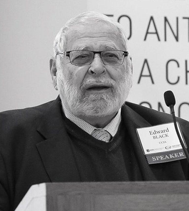 Edward J. Black speaker