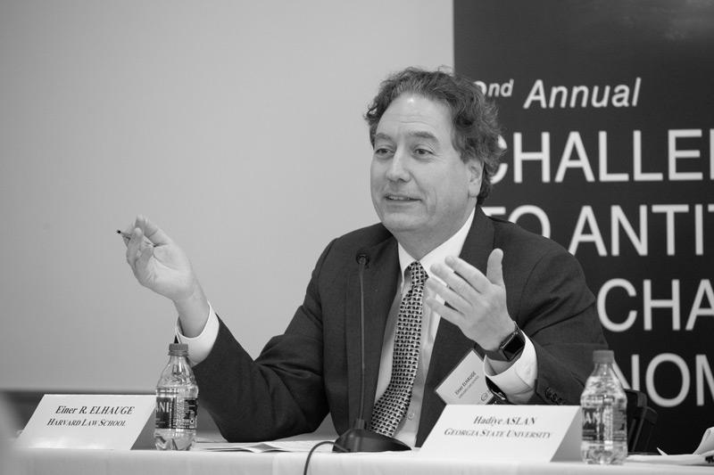 Einer R. ELHAUGE -Challenges To Antitrust Harvard 2019