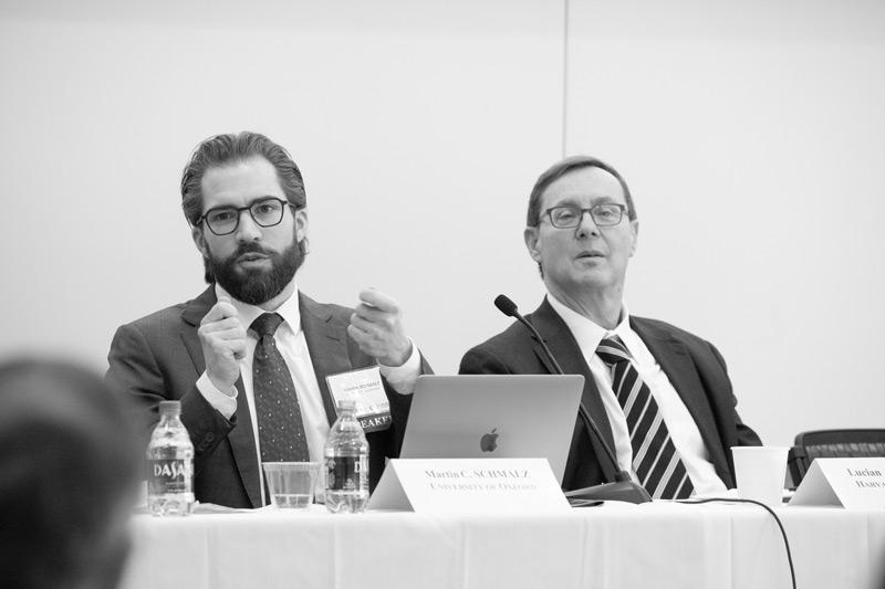 Martin Schmalz - Challenges To Antitrust Harvard 2019