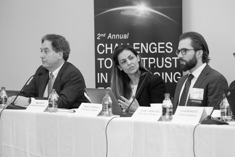 Panel 1 Challenges To Antitrust Harvard 2019