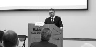 11.8.19 Challenges To Antitrust Delrahim speaker