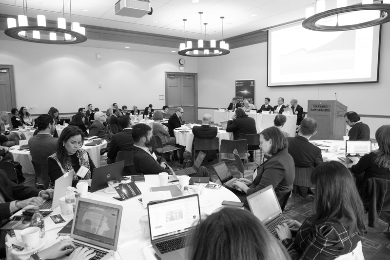 Session Challenges To Antitrust Harvard 2019 Conference