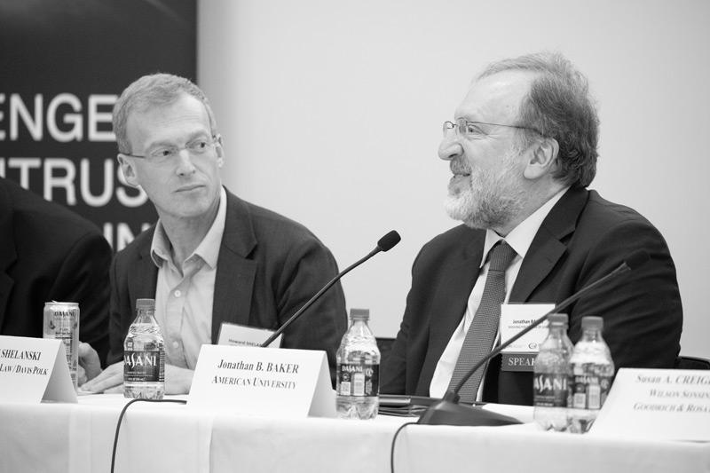 Jonathan Baker Challenges To Antitrust Harvard 2019 conference