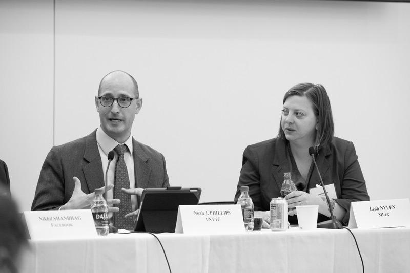 Noah J. Phillips Challenges To Antitrust Harvard Conference 2019