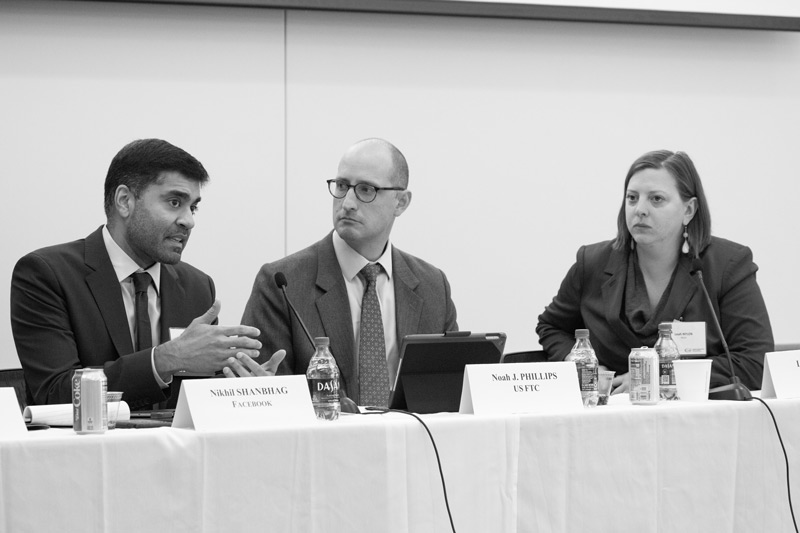 A Fireside Chat at Challenges To Antitrust Harvard Conference 2019