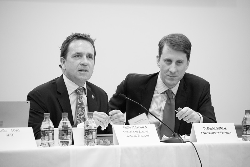 Daniel Sokol and Philip Marsden Challenges To Antitrust Harvard 2019 Conference