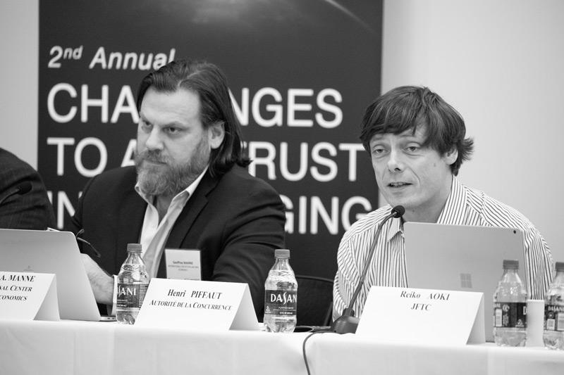Henri Piffaut Challenges To Antitrust Harvard 2019 Conference