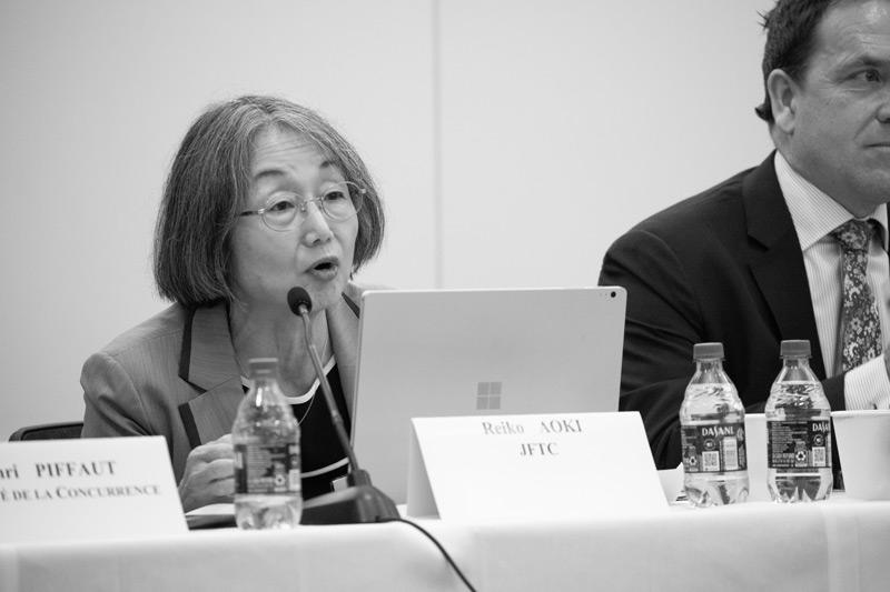 Reiko Aoki Challenges To Antitrust Harvard Conference 2019