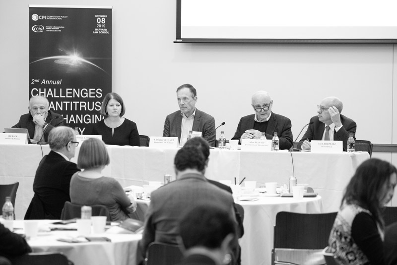 Harvard Conference 2019 Challenges To Antitrust