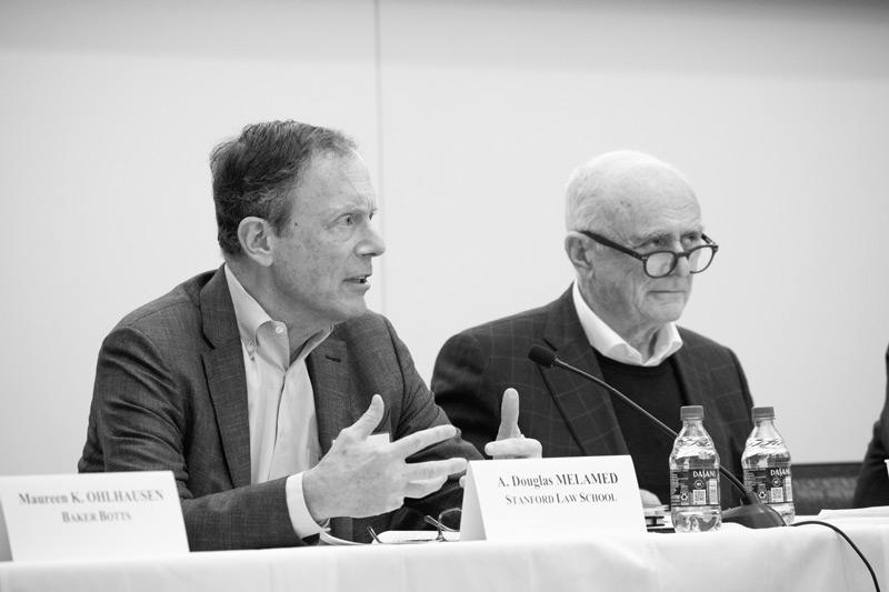A. Douglas Melamed Challenges To Antitrust Harvard Conference 2019