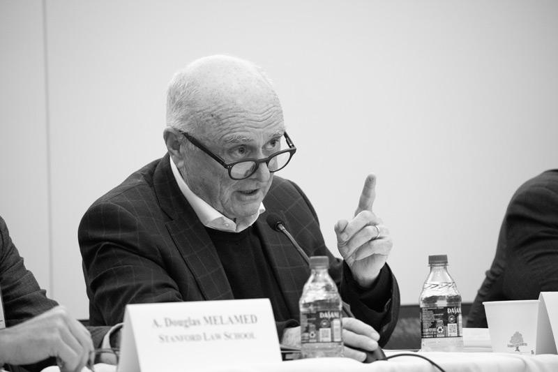 Allan Fels AO Challenges To Antitrust Harvard Conference 2019