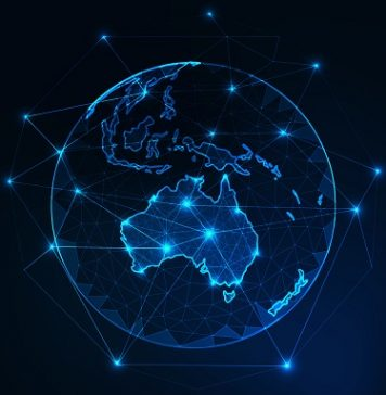 Techno globe connections