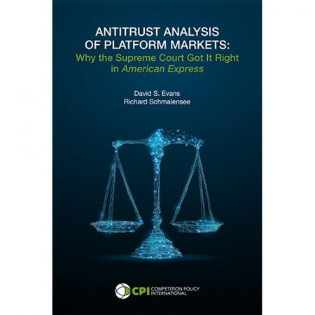 Antitrust Analysis of Platform Markets Cover