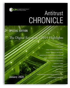 Antitrust chronicle 2019 highlights special edition