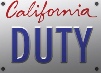 California Duty
