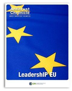 Antitrust Chronicle LeadershIP EU – MARCH 2020 2