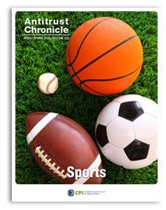 Antitrust Chronicle – Sports – APRIL II 2020