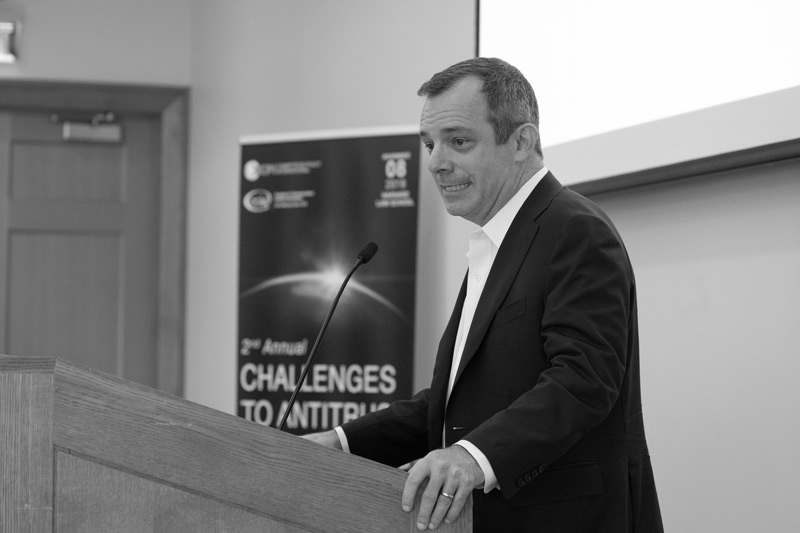 John F. MANNING - Challenges To Antitrust Harvard 2019