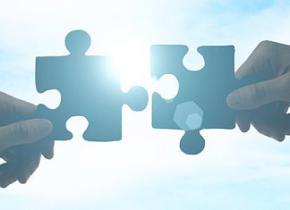 Church Merger image with puzzle