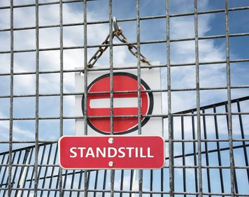 Standstill Sign