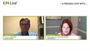 A Fireside Chat Timothy MURIS Maureen OHLHAUSEN