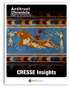 Antitrust Chronicle CRESSE Insights October 2020