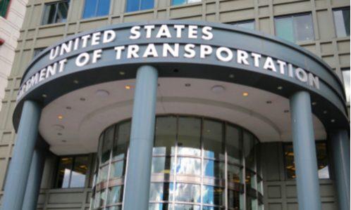 US Transportation Department